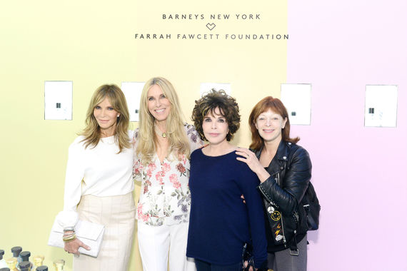 Jaclyn smith alana stewart carole bayer sager frances fisher